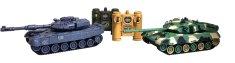 Mac Toys Tanky na dálkové ovládání