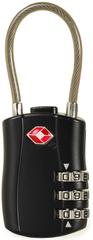 Rock varnostna ključavnica TSA kodno zaklepanje