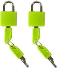 Rock varnostna ključavnica TA-0009, 2 kosa