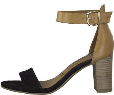 Tamaris sandały damskie 40 czarne