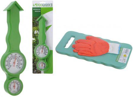Previosa vremenska postaja + podloga za klečanje in rokavice