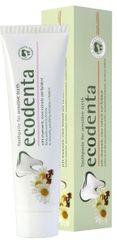 Ecodenta Zubná pasta pre citlivé zuby s harmančekom, klinčekmi a Kalidentom 100 ml