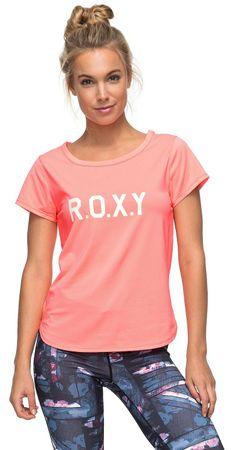 ROXY Sh W Tee Lady Pink M