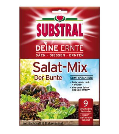 Substral rdeči solatni mix