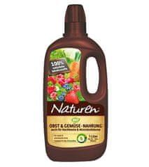 Naturen Naturen bio tekuće biljno gnojivo za voće i povrće, 1 L
