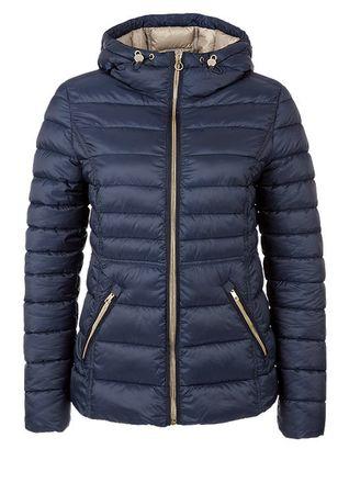 s.Oliver női kabát 34 kék