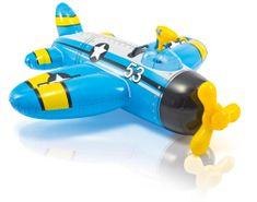 Intex napihljivo letalo - modro