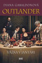 Gabaldonová Diana: Outlander 2 - Vážka v jantári
