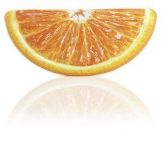 Intex madrac na napuhavanje naranča, 1,78 m x 85