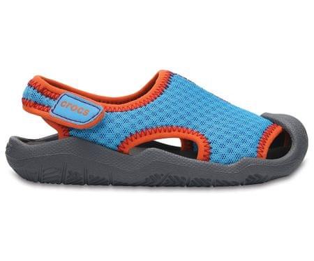 dobra obsługa dobrze out x wysoka moda Crocs Swiftwater Sandal Kids Blue C11 28-29