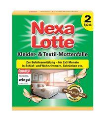 Nexa Lotte feromonski mamac za moljce za tekstil, 2 kom