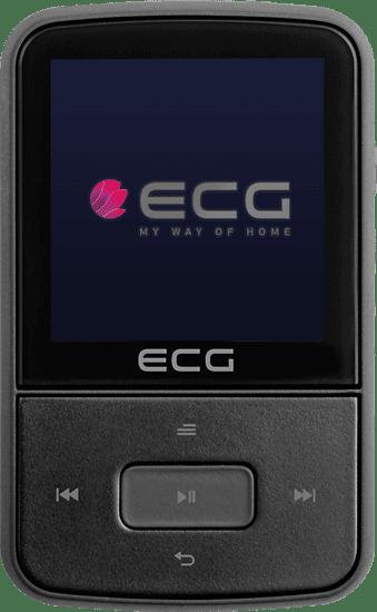 ECG PMP 30 8GB, čierna
