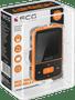 4 - ECG odtwarzacz MP3 PMP 30 8GB, czarny/pomarańczowy