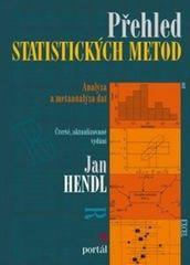 Hendl Jan: Přehled statistických metod