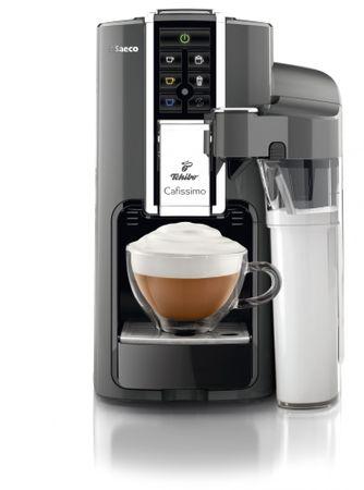 Tchibo ekspres do kawy Cafissimo Latte Argento