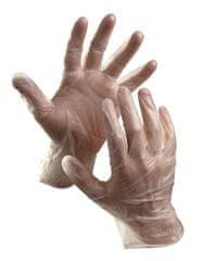 Červa Jednorazové rukavice Rail púdrované 100ks 7