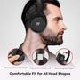 2 - TaoTronics brezžične naglavne slušalke z mikrofonom TT-BH21