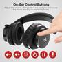 6 - TaoTronics brezžične naglavne slušalke z mikrofonom TT-BH21