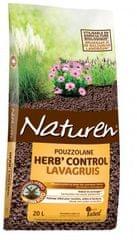 Naturen Naturen levin granulat za zaščito pred pleveli, 20 l