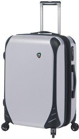 Mia Toro M1021/3-M bőrönd, fehér