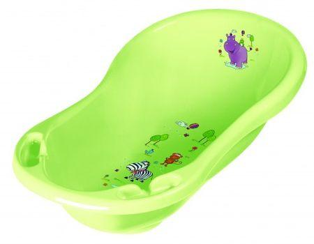 keeeper Babakád 84 cm Hippo leeresztő dugóval zöld