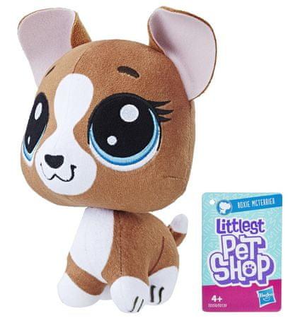 Littlest Pet Shop maskotka - Roxie Mcterrier