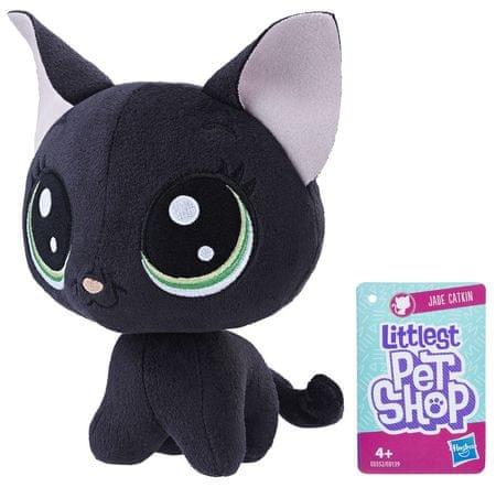 Littlest Pet Shop Plüss mozgatható fejjel – Jade Catkin