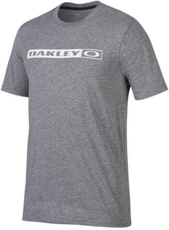 Oakley moška majica So-New, siva, XL