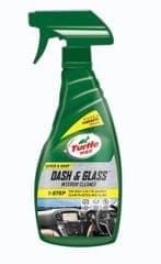 Turtle Wax čistilo za armaturne plošče in steklene površine Dash & Glass