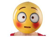 Carnival Toys maska začudenega obraza (187)