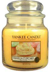 Yankee Candle Vanilla Cupcake Classic stredná 411 g