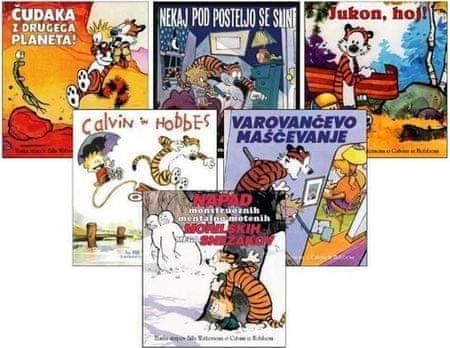 Bill Watterson: Calvin in Hobbes, darilna zbirka