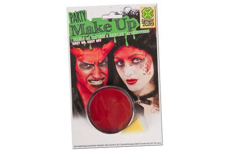 Carnival Toys boja za lice, crvena, 10 g (7362)