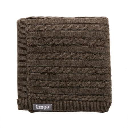 ZOPA Dětská deka Premium, Luxury Grey