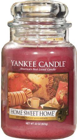 Yankee Candle Home Sweet Home Classic nagy 623 g