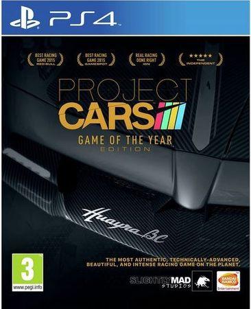 Namco Bandai Games igra Project Cars - GOTY (PS4)