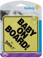 Safety 1st znak za avto Baby on board