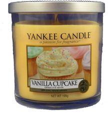 Yankee Candle Vanilla Cupcake Décor kicsi 198 g