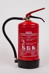 GLORIA vatrogasni aparat PD4G s prahom ABC, 4 kg