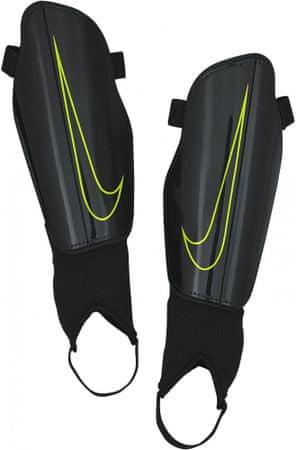 Nike Charge Football Shin Guard Black Volt M