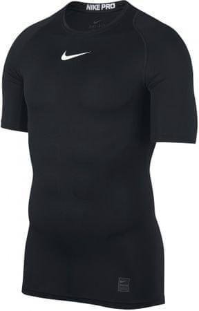 Nike moška majica M NP SS Comp, črna/bela, S