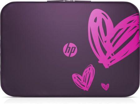 HP Torba na laptopa 15.6 Spectrum Hearts Sleeve (1AT98AA)