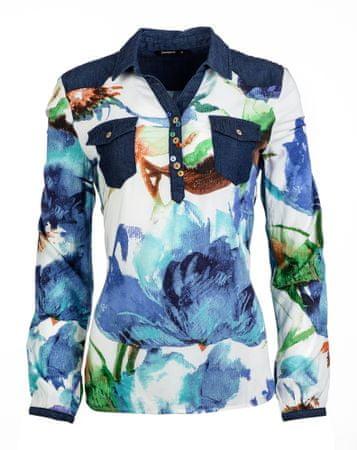 Desigual ženska bluza S modra