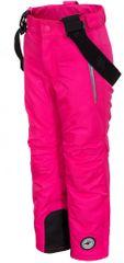 4F dziewczęce spodnie narciarskie J4Z17 JSPDN401 różowy
