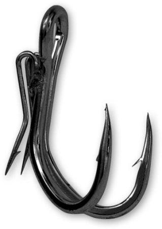 Black Cat Dvojháčky Ghost Double Hook 5 ks 6/0
