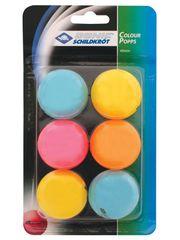 Donic žogice za namizni tenis Color Popps