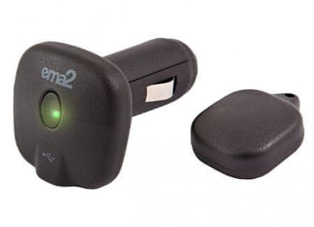 Flajzar EMA2 - elektronikus mikro riasztó kulcstartóval