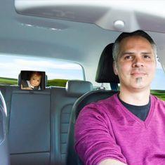 DIAGO Zrcátko do auta - na zadní sedačku
