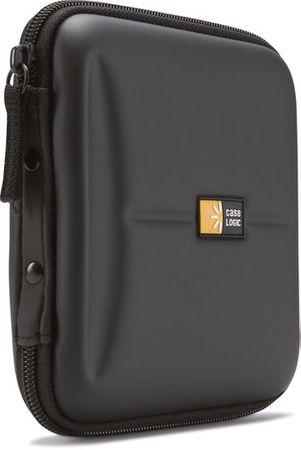 Case Logic torbica za 24 CD medijev, črna