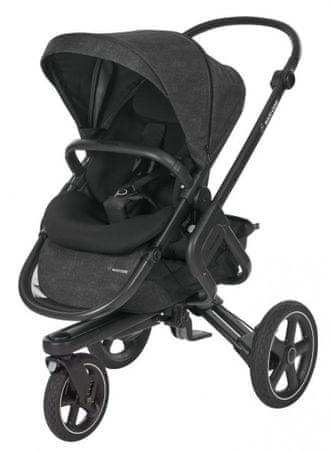 Maxi-Cosi Nova 3W Nomad black - rozbaleno